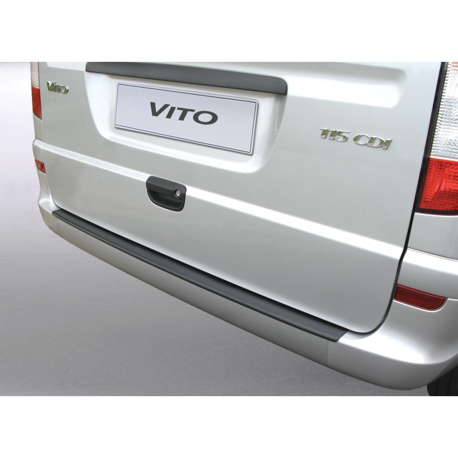 La Proteccion Del Parachoques Mercedes Viano Vito V Class Sport Amg Line
