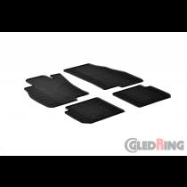 3-diseñador alfombrilla de maletero para BMW x5 e70 año 2007-2013 sin raíles