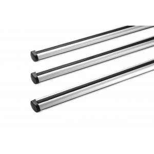 Portaequipaje de techo para Logan/3 barras-115 cm