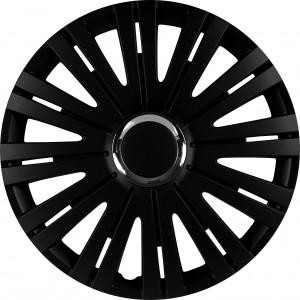 Tapacubos para ruedas Active black