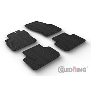 Alfombrillas de goma para Audi Q3