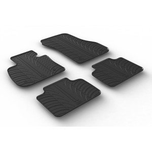 Alfombrillas de goma para BMW Serie 2 Active Tourer