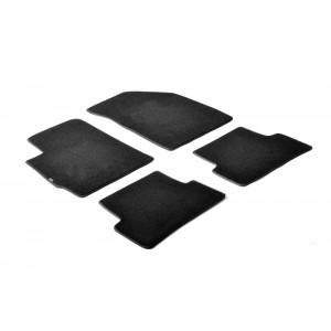 Alfombrillas textiles para Chevrolet Aveo