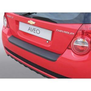 La protección del parachoques Chevrolet AVEO 3/5 puertas