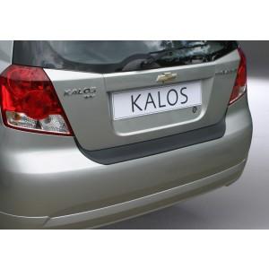 La protección del parachoques Chevrolet KALOS 5 puertas