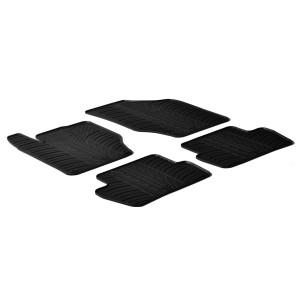 Alfombrillas de goma para Citroen C4/DS4 (5 puertas)