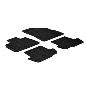 Alfombrillas de goma para Citroen DS5