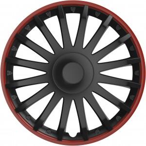 Tapacubos para ruedas Crystal RO black