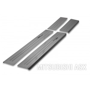 Protección de umbrales para Mitsubishi ASX