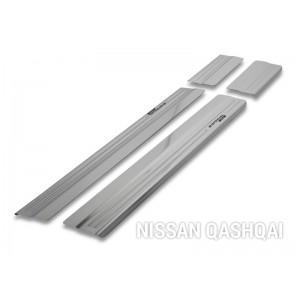 Protección de umbrales para Nissan Qashqai