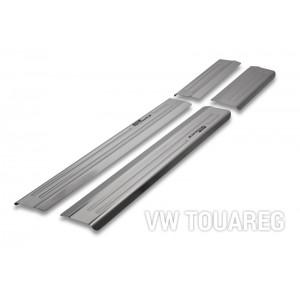 Protección de umbrales para VW Touareg