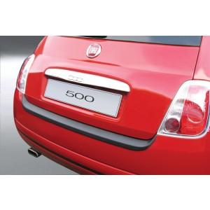 La protección del parachoques Fiat 500/500C