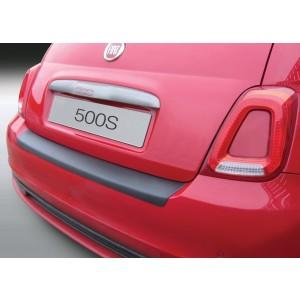 La protección del parachoques Fiat 500C/500S