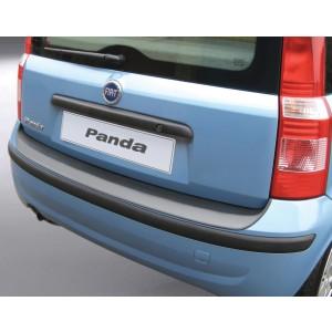 La protección del parachoques Fiat PANDA