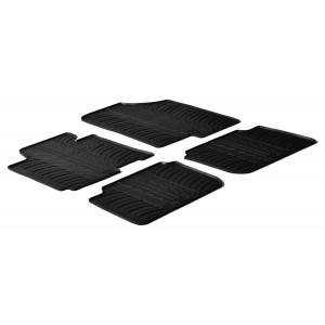Alfombrillas de goma para Hyundai Elantra (4 puertas)