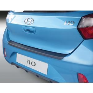 La protección del parachoques Hyundai i10