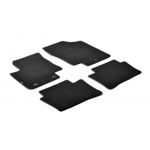 Alfombrillas textiles para Hyundai I20