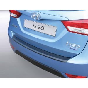 La protección del parachoques Hyundai ix20