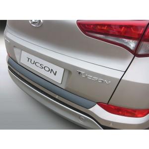 La protección del parachoques Hyundai TUCSON