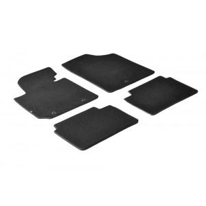 Alfombrillas textiles para Hyundai Veloster