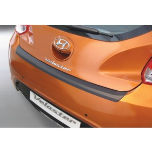 La protección del parachoques Hyundai VELOSTER