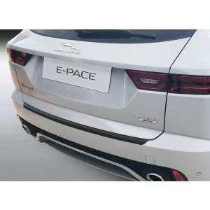 La protección del parachoques Jaguar E-Pace