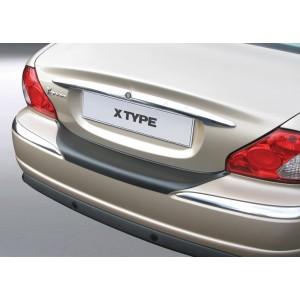 La protección del parachoques Jaguar X TYPE