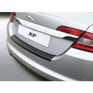 La protección del parachoques Jaguar XF