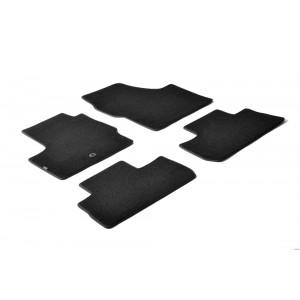 Alfombrillas textiles para Land Rover Freelander