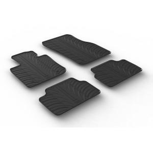 Alfombrillas de goma para Mini One (5 puertas)