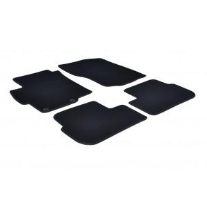 Alfombrillas textiles para Mitsubishi Lancer