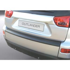La protección del parachoques Mitsubishi OUTLANDER