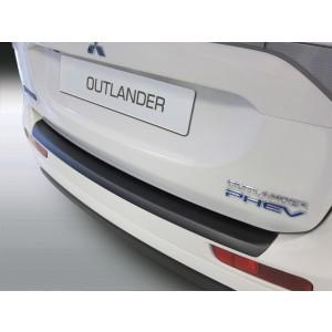 La protección del parachoques Mitsubishi OUTLANDER/PHEV