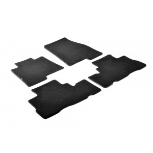 Alfombrillas textiles para Mitsubishi Pajero (5 puertas)