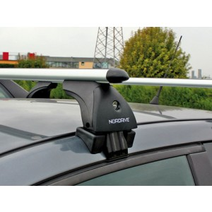 Portaequipaje de techo para Volkswagen Polo (5 puertas)