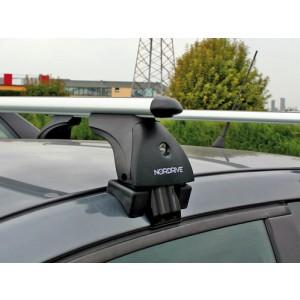 Portaequipaje de techo para Fiat Punto Evo (5 puertas)