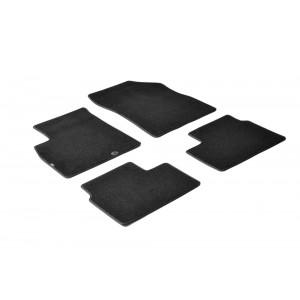 Alfombrillas textiles para Nissan Micra