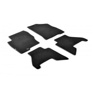 Alfombrillas textiles para Nissan Pathfinder