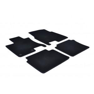 Alfombrillas textiles para Nissan Qashqai +2
