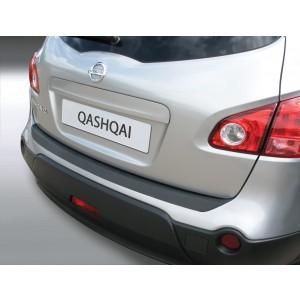 La protección del parachoques Nissan QASHQAI + 2