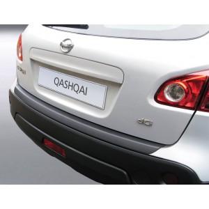 La protección del parachoques Nissan QASHQAI