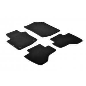 Alfombrillas textiles para Peugeot 107