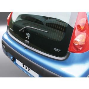 La protección del parachoques Peugeot 107 3/5 puertas