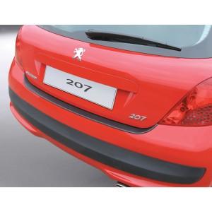 La protección del parachoques Peugeot 207 3/5 puertas