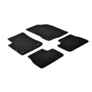 Alfombrillas textiles para Peugeot 208