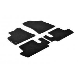 Alfombrillas textiles para Peugeot 3008
