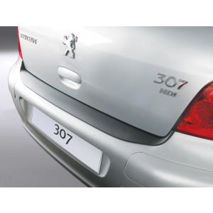 La protección del parachoques Peugeot 307 3/5 puertas