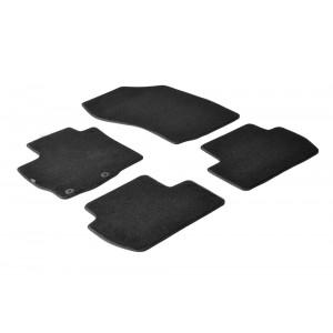 Alfombrillas textiles para Peugeot 4007