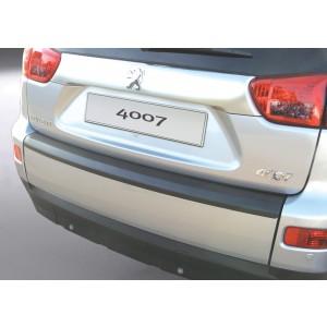 La protección del parachoques Peugeot 4007