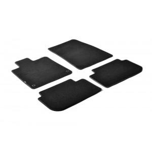 Alfombrillas textiles para Peugeot 407 SW
